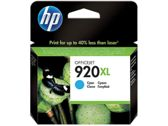 HP - Hewlett Packard OfficeJet 6500 Wireless (920XL / CD 972 AE) - original - Tintenpatrone cyan - 700 Seiten - 8ml