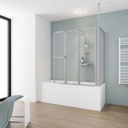 badewannenaufsatz mit seitenwand bei. Black Bedroom Furniture Sets. Home Design Ideas