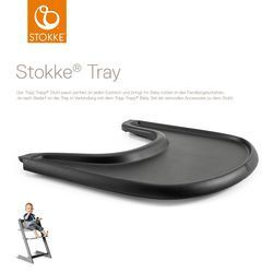 stokke tripp trapp tray bei. Black Bedroom Furniture Sets. Home Design Ideas