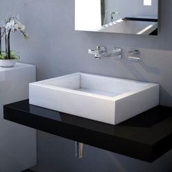 treos serie 710 aufsatzwaschtisch bei. Black Bedroom Furniture Sets. Home Design Ideas