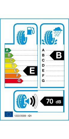 Pneumatico Estivos E//B//70 Vredestein Sportrac 5-175//60//R15 81H