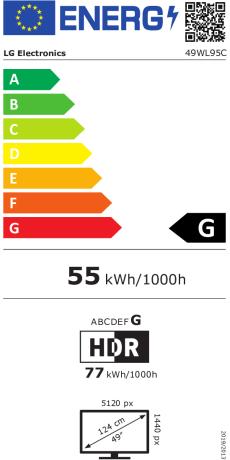 LG 49WL95C-W ab 1 222,69 € (September 2019 Preise
