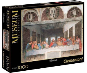 Clementoni Leonardo da Vinci - The Last Supper (1000 pieces)