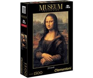 Clementoni Leonardo da Vinci - Mona Lisa (1500 pieces)