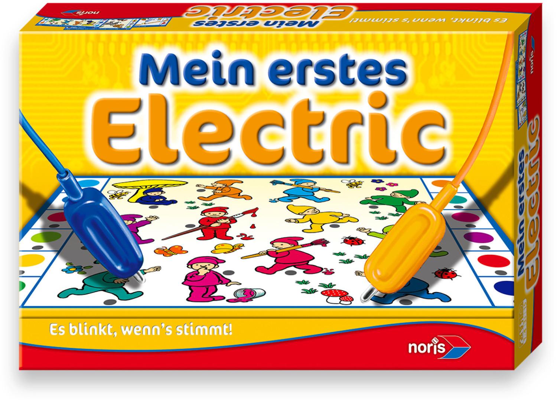 Noris Mein erstes Electric (Juego en alemán)