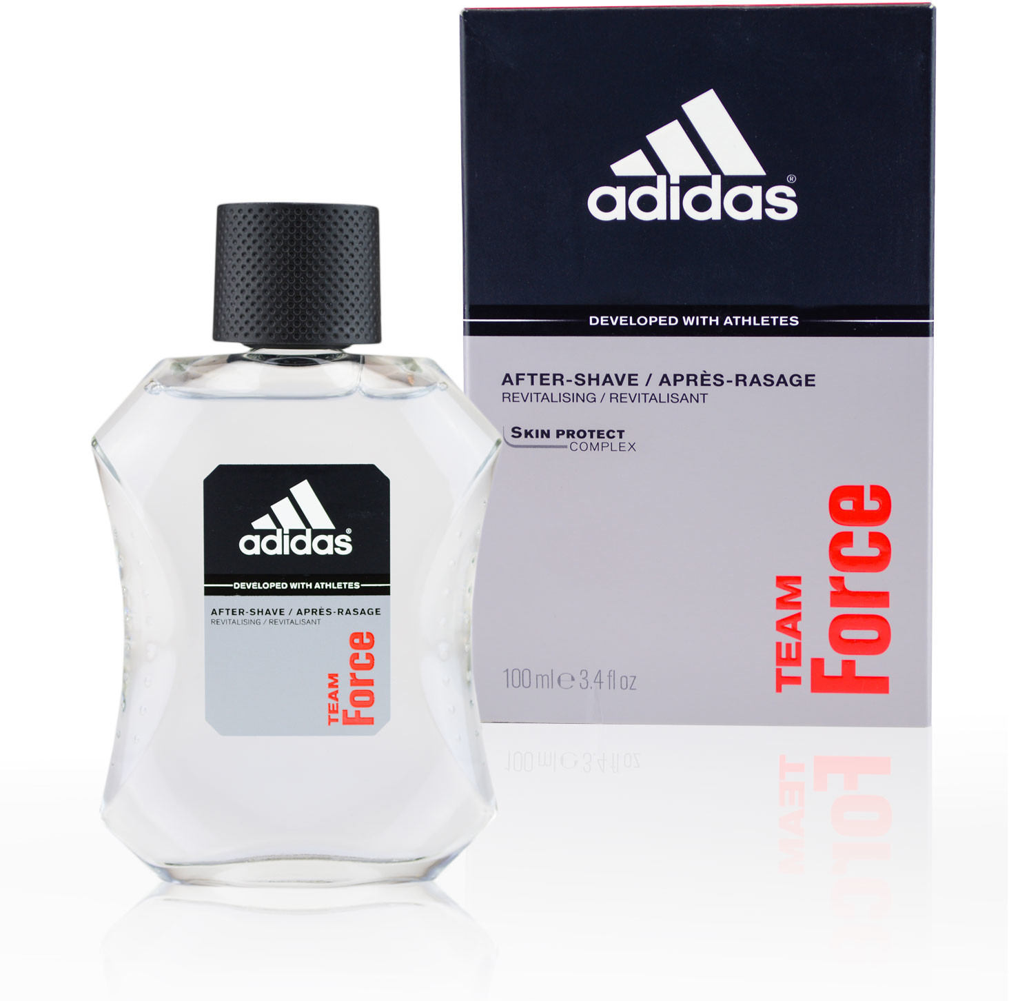 Image of Adidas Team Force After Shave (100 ml)