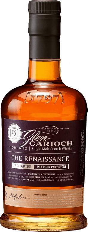 Glen Garioch 15 Jahre The Renaissance 1st Chapt...