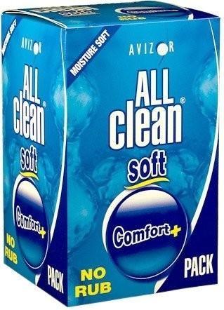 Avizor All Clean Soft (4 x 350 ml)