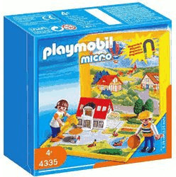 Playmobil MicroWelt Einfamilienhaus (4335)