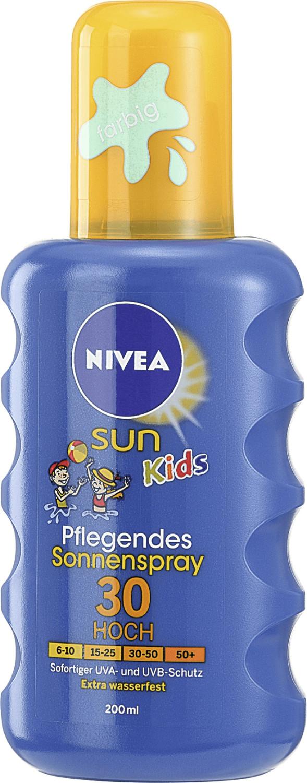 Nivea Sun Kids Spray SFP 30 (200 ml)
