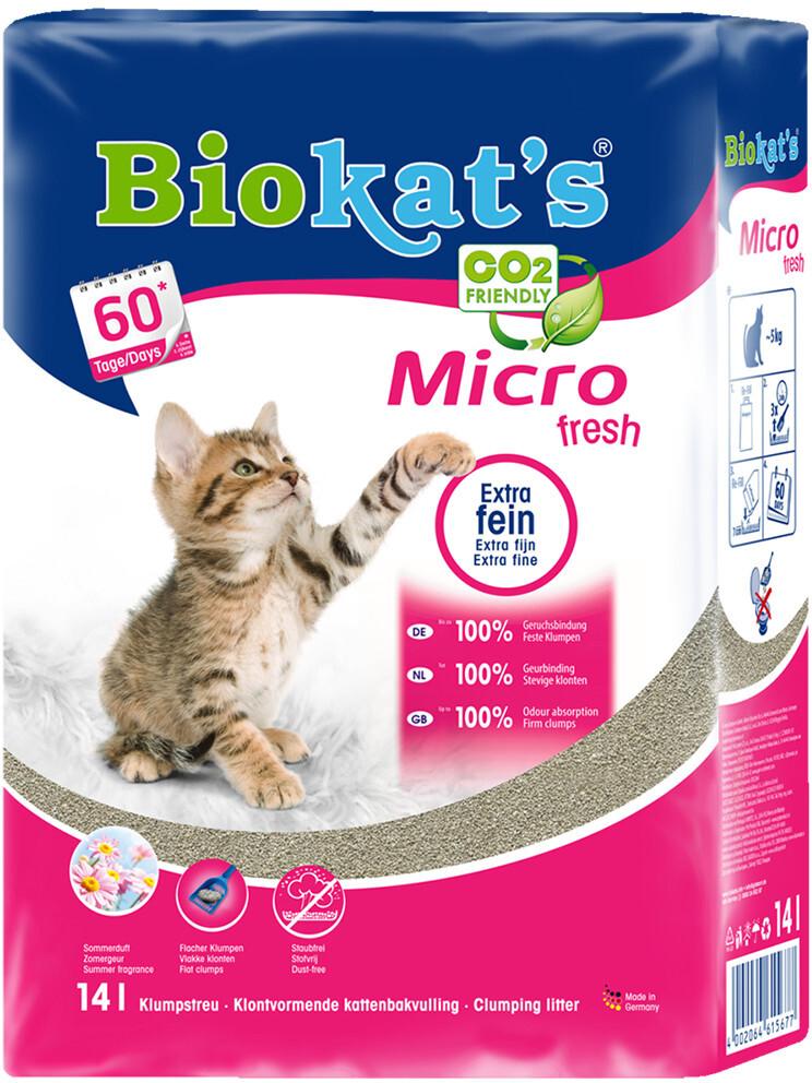 Biokat's Micro fresh 14L PE