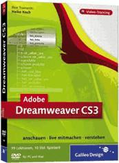 Rheinwerk Verlag Adobe Dreamweaver CS3 - Das um...
