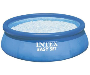 Intex easy set 305 x 76 cm au meilleur prix sur for Intex pool preisvergleich