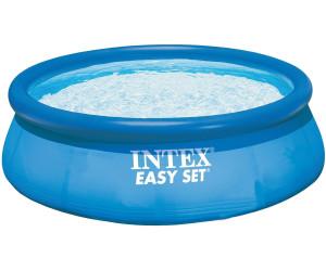 intex easy pool set 366 x 76 cm ab 44 95 preisvergleich bei. Black Bedroom Furniture Sets. Home Design Ideas