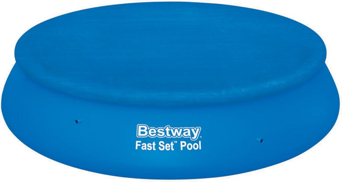 Bestway Abdeckplane Fast Pool Ø 366 cm (58034)
