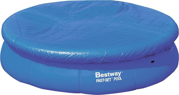 Bestway Fast Pool Abdeckplane Ø 305 cm (58033)