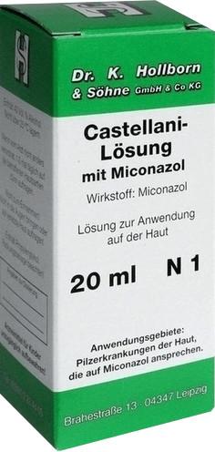 Castellani Lösung (20 ml)
