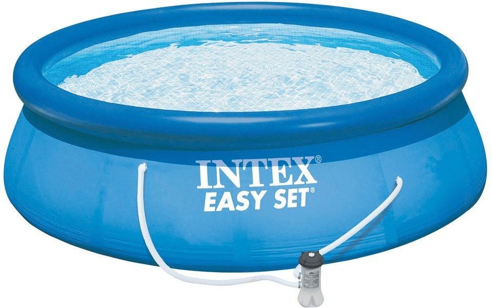 Intex Easy Set Piscina desmontable 457 x 107 cm