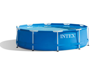 buy intex metal frame pool 10 39 x 30 56998 e from 104. Black Bedroom Furniture Sets. Home Design Ideas