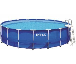 intex metal frame pool 549 x 122 cm mit kartuschenfilter 28252 ab 381 30 preisvergleich. Black Bedroom Furniture Sets. Home Design Ideas