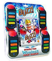Buzz! - Quiz TV + Buzzer (PS3)
