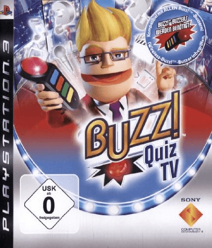 Buzz! - Quiz TV (PS3)