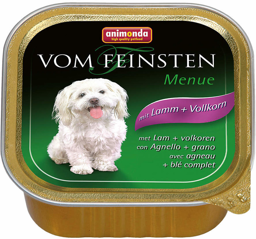 Animonda vom Feinsten Menü Lamm & Vollkorn (150 g)