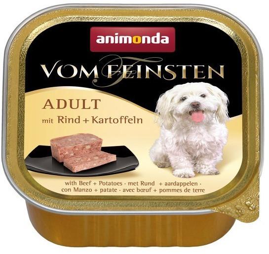 Animonda vom Feinsten Menü Rind & Kartoffeln (1...