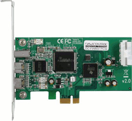 Image of Dawicontrol DC-FW800 PCIe (3-Port FireWire 800)