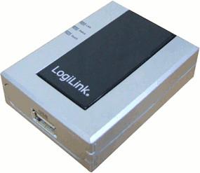 LogiLink Fast Ethernet Printserver RJ-45 - USB ...