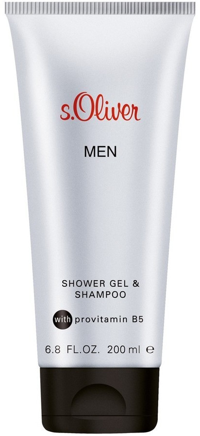S.Oliver Herrendüfte Man  Shower Gel   200 ml