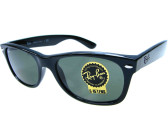 b073ecf239 Ray-Ban New Wayfarer RB2132 901 (black grey green)