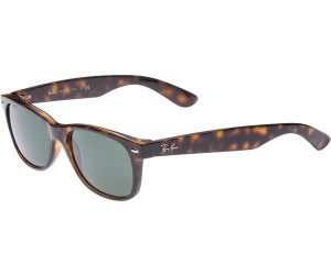 Rb2132 New Wayfarer 902l Tortoise Crystal Green 55/18 145 Z8nahxw