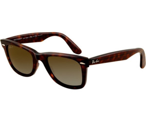 cbba8d8d10 Buy Ray-Ban Wayfarer RB2140 902 57 Polarized (tortoise brown) from ...