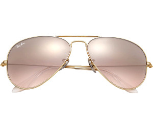 06e6f2fe21638 Buy Ray-Ban Aviator Metal RB3025 001 3E (gold rose gold gradient ...