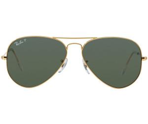 Ray Ban Unisex-Sonnenbrille Aviator in Gold - 46% 1kIom9v
