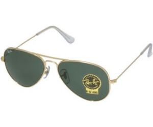 Ray Ban Unisex-Sonnenbrille Aviator in Gold - 28% Lt5yC0Mi