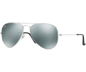 01c24f4b50c5a3 Ray-Ban Aviator Metal RB3025 W3275 (silver/silver mirror) ab 97,98 ...
