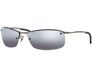 ray ban top bar braun