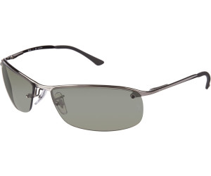 Buy Ray-Ban Top Bar RB3183 004/9A Polarised (gunmetal ...