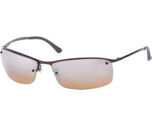 8d3f800c5ac Buy Ray-Ban Top Bar RB3183 014 84 Polarized (brown brown gradient ...