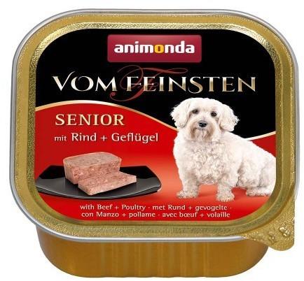Animonda Vom Feinsten Senior Rind & Geflügel (1...