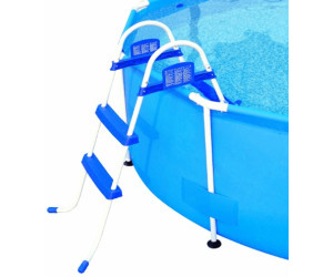Bestway leiter 76 cm 58046 ab 46 49 preisvergleich for Garten pool leiter