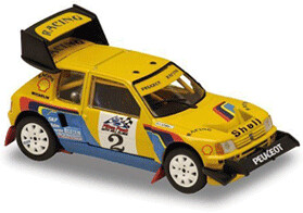 Solido Peugeot 205 T16 Rallye Monte Carlo 1986 ...