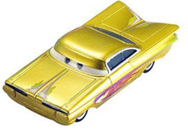 Mattel Disney Cars - Metallic Ramone