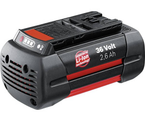 Bosch Ersatzakku Li Ion 36V 2,6Ah (2607336108) ab € 209,99