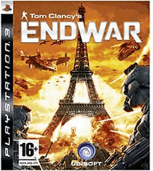 Tom Clancy´s EndWar (PS3)