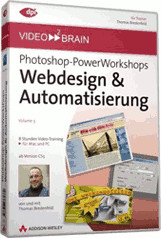 video2brain Photoshop-PowerWorkshops: Webdesign...
