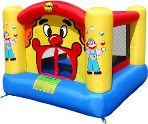 happyhop ch teau gonflable clown 9201 au meilleur prix sur. Black Bedroom Furniture Sets. Home Design Ideas