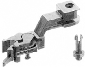 Fleischmann H0 6516-S Profi-Schlitzkupplung (10 Pieza) Nuevo